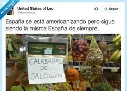 Enlace a Españolizando las tradiciones, di que sí por @leomuyloco
