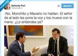 Enlace a No acabo de entender lo de los ventrílocuos por @SenoritaPuri