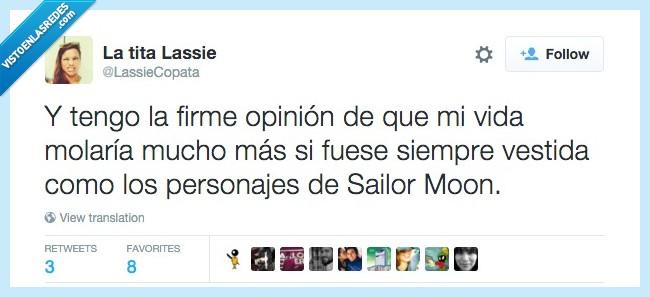 mejor,moon,sailor,vestido,vida