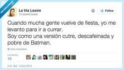 Enlace a Os odio cuando os veo pasar hechos caldo por @LassieCopata