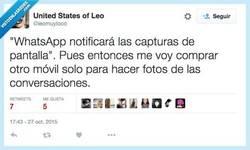 Enlace a A partir de ahora tendré dos móviles por @leomuyloco
