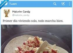 Enlace a Almuerzo de Dioses, made in soltería por @malcolm_candy