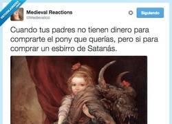Enlace a Traumas infantiles para el que los quiera por @Medievalico
