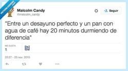 Enlace a Prefiero dormir antes que desayunar bien por @malcolm_candy