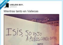 Enlace a Vallecas, ciudad sin ley por @Wetburn