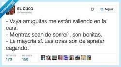 Enlace a Cada arruguita tiene su motivo por @Forniciero
