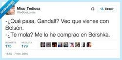 Enlace a Gandalf, el mago de los complementos por @tediosa_miss