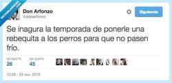 Enlace a Vergüenza ajena is coming por @donarfonzo