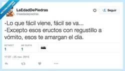 Enlace a Con regustillo a agrio, di que sí... PUAJ por @laedadepiedras