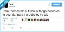 Enlace a La forma en la que Rajoy organiza su tiempo por @ferdeles