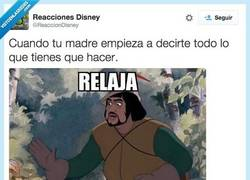 Enlace a Calma, mama, que estamos a domingo por @reacciondisney
