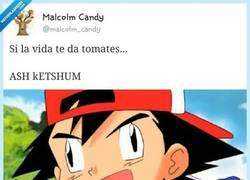 Enlace a Si la vida te da tomates... por @malcolm_candy