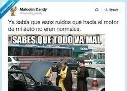 Enlace a EN EL NOMBRE DEL SEÑOR TE ORDENO SALIR DE ESTE MOTOR por @malcolm_candy