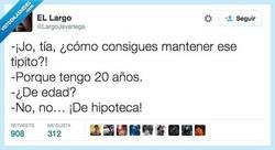Enlace a La dieta más común entre los españoles por @LargoJavariega