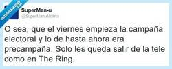 Enlace a Pablo Iglesias ya tiene la melena por @supermanumolina