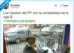 Enlace a El PP ha creado empleo entre los hipsters por @thonybxn
