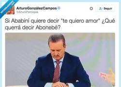 Enlace a Pobre hombre, está mu' rayao', le asalta la duda por @ArturoParroquia