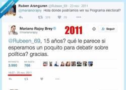 Enlace a Ahora tiene 18 años y ha hecho que Rajoy quede FATAL