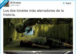 Enlace a ¿No había una peli que se llamaba pánico en el túnel? Pues eso por @EiProfeta