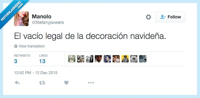 decoracion,legal,navideña,vacio