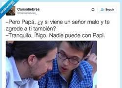 Enlace a Pobre Errejón, está preocupado por @Cansaliebres_