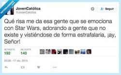 Enlace a Mira que hay frikis en el mundo por @JovenCatolica