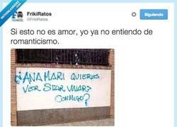 Enlace a Qué bonito es el amor, hombre ya por @FrikiRatos