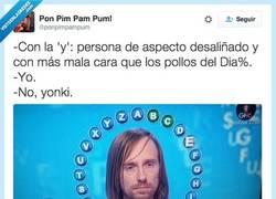 Enlace a Es una mezcla entre David Guetta y Mitchell de Modern Family por @ponpimpampum