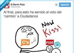 Enlace a Así pactamos de forma naranja por @elbaronrojo