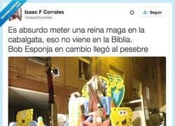 Enlace a Entre el Arca de Noé y el milagro de los panes entró él por @isaacfcorrales