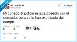 Enlace a ¡Vade Retro, Guardia Civil! por @micuentave