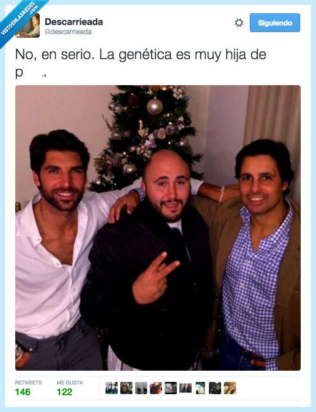 capricho,Cayetano Rivera,familia,feo,Fran Rivera,genetica,guapo,hermano,hijo,Kiko Rivera,mismo,Paquirrin