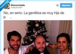 Enlace a Caprichosa que es la genética... por @descarrieada