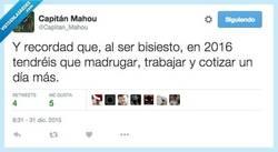 Enlace a No olvidemos que este año toca pringar por @Capitan_Mahou