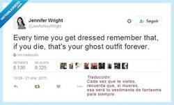 Enlace a Necesito cambiar de guardarropa :( por @JenAshleyWright