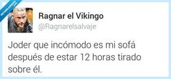 Enlace a No vaya a perder la posición por @ragnarelsalvaje