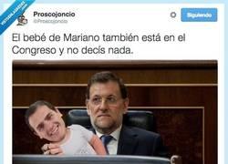 Enlace a Trae a tu hijito al Congreso por @Proscojoncio