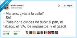 Enlace a Eso de que Mariano de lía se lía... por @elbicharraco