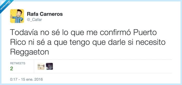 confirmo,dale,dudas,La gozadera,Puerto Rico,reggaeton