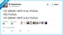Enlace a Siempre me confundo, perdone, doctor... por @Sr_Pepeleches