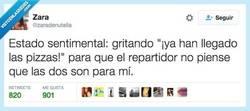 Enlace a Sí, soy una tragona, qué pasa... por @zaradenutella