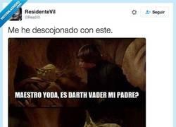 Enlace a Yoda está muy al día de las nuevas tendencias en Internet por @ResiVil