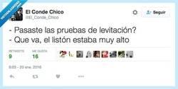 Enlace a Mira que entrené, pero no hubo manera por @El_Conde_Chico