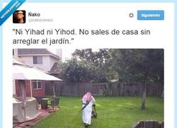 Enlace a Como pa' entrarle a robar los geranios... por @nakocomico