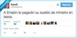 Enlace a Y sus tickets restaurante son todo Happy Meals por @PascuOnFire