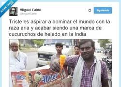 Enlace a ¡Ponme un Hitler de chocolate! por @MiguelCaine