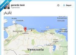 Enlace a ¡Lo sabía! ¡Sabía que Venezuela estaba detrás de todo! por @gerardotc