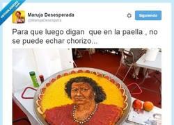 Enlace a Chorizo, pero del bueno bueno... por @MarujaDesespera
