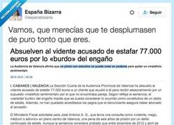 Enlace a Eres demasiado tonto por tu propio bien, esto es así por @espanabizarra