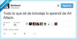 Enlace a Jordi Cruz era mi gurú espiritual por @Serthand